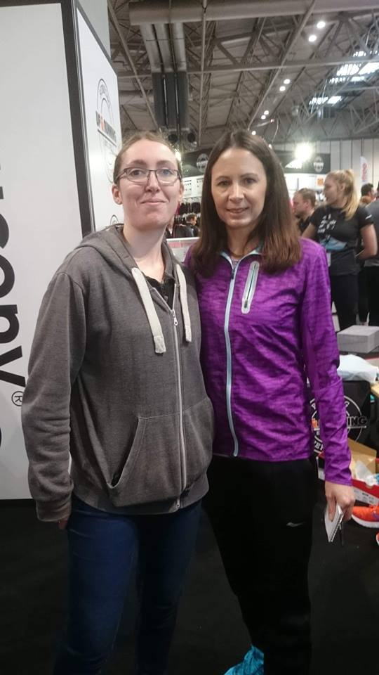 The National Running Show Jo Pavey