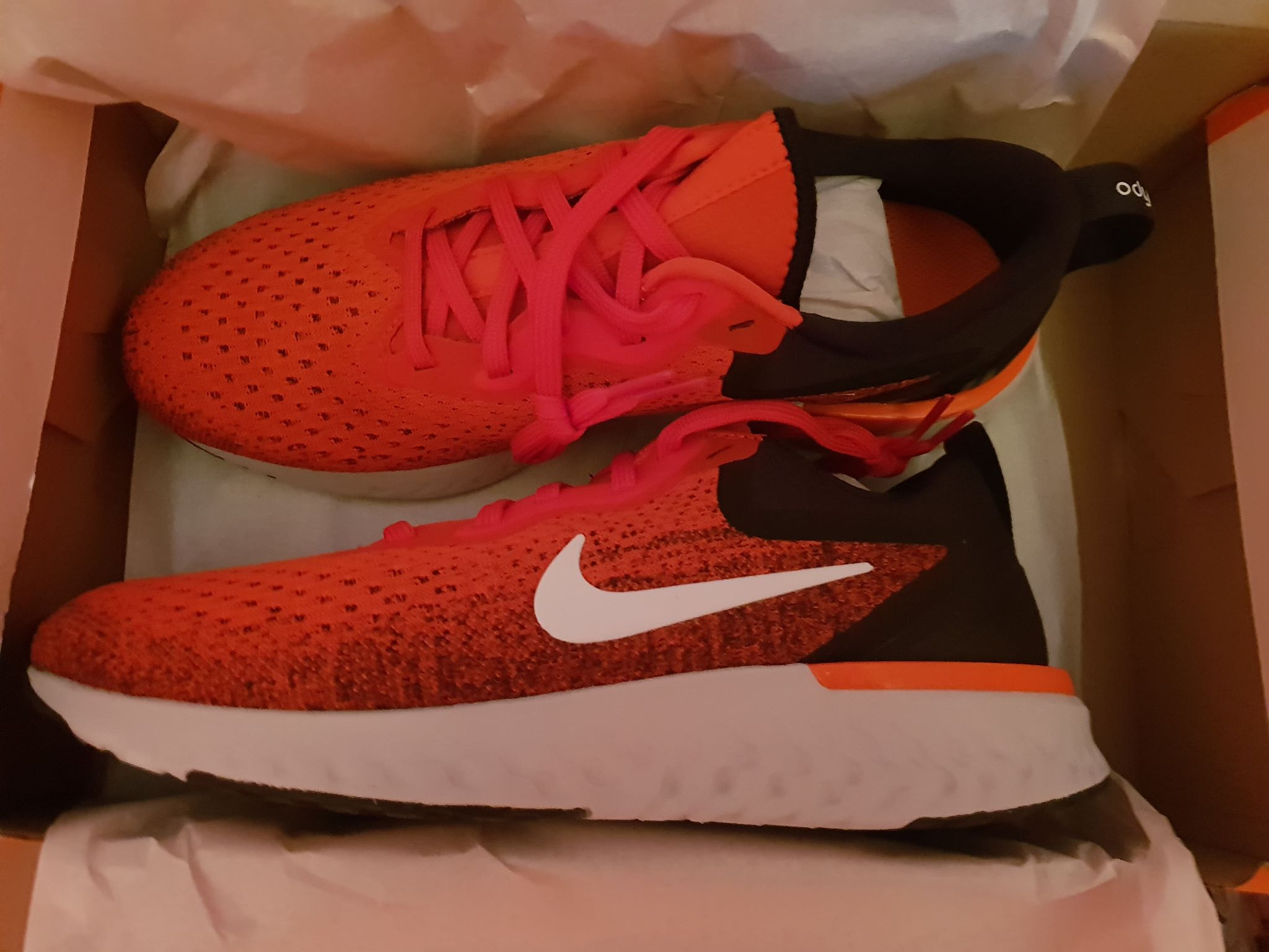 bbbb5e0ec873d Nike Odyssey React Review - Couch To Runner