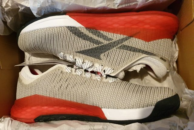 Reebok Nano 9 In Box