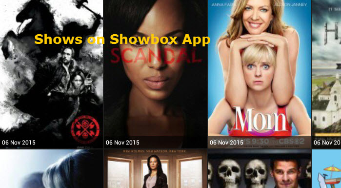 Download Show Box APK