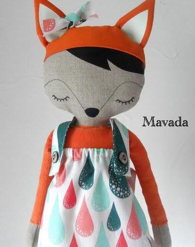 La petite cabane de Mavada, ou la passion de la couture !