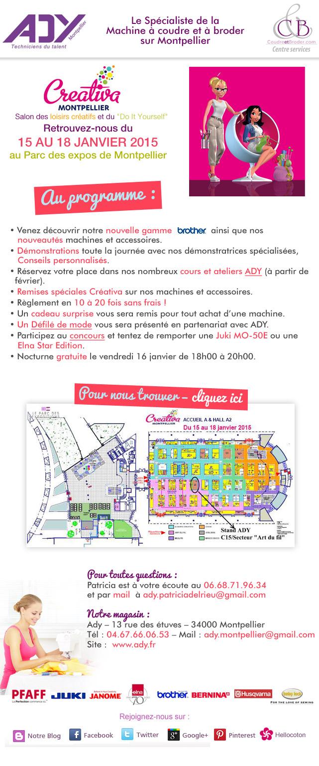 Créativa Montpellier