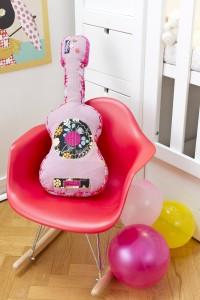 Guitare par Made in chez toi
