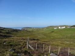 Beautiful coastal crofts.