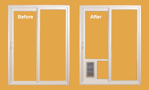 pet patio doors cougar windows