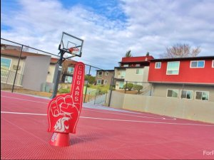 cougar ridge apartments sport court amenity