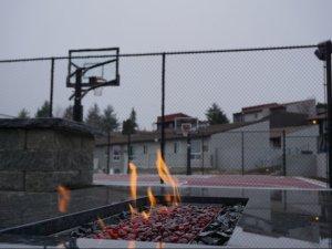 cougar ridge apartments fire pit