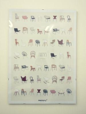 Affiche décorative de l'atelier