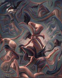 Un nu artistique