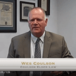 In this Elder Law Minute, Wes Coulson gives some insight on why funding a trust is vitally important for the safekeeping of your assets. I coulsonelderlaw.com