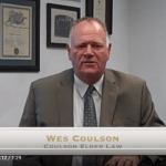 In this Elder Law Minute, Wes Coulson answers the question: Will Medicare pay for a Rehab stay in a Nursing Home? I coulsonelderlaw.com