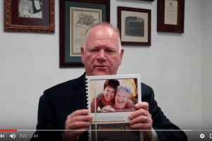 Wes Coulson discusses the timing of placing someone who is suffering with Alzheimer's, or other forms of senile dementia, into a memory care facility.   O'Fallon Attorney Coulson Elder Law