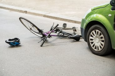 Atlanta bicycle crash