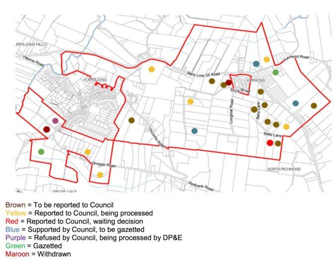 Kurrajong Kurmond Investigation Area