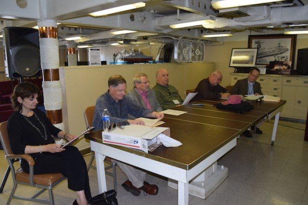 CAMM Board during annual business meeting