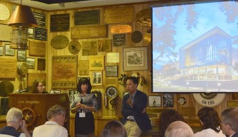 Session on rebuilding the Seafood and Maritime Museum in Biloxi
