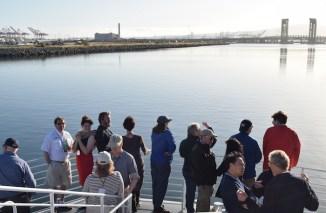 Cruise of San Pedro Harbor