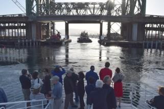 Cruise of San Pedro and Long Beach Harbors