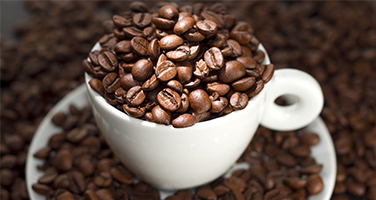 Caffeine has health benefits and can cause depression and anxiety.