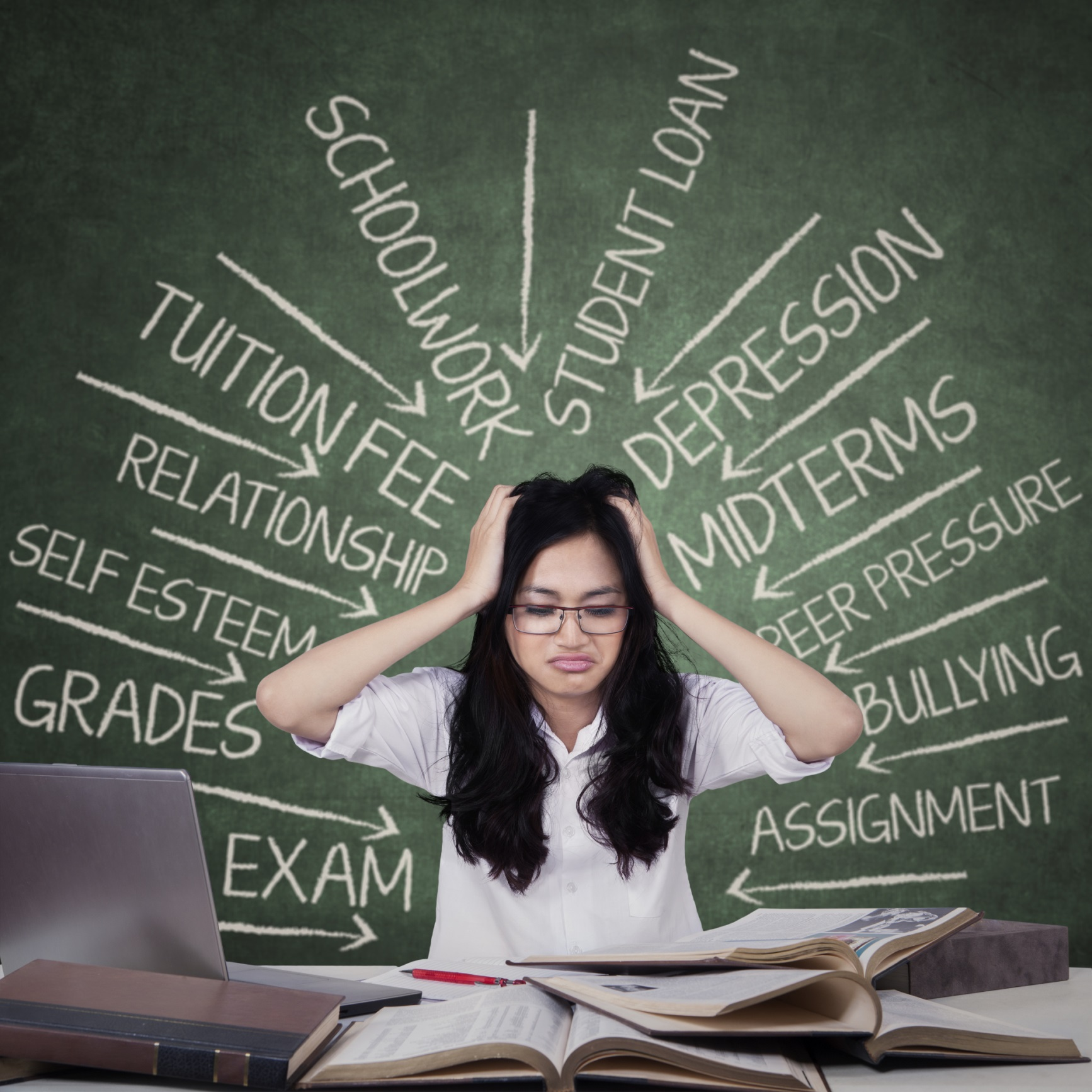 Anxiety College Students In Bergen County Nj Counselingrx