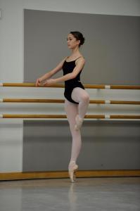 Jeanette Kakareka San Francisco Ballet School anxiety