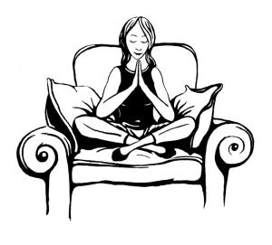 Meditation for good mental health
