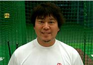 スクールスタッフ道治コーチ