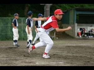 少年野球ランニング
