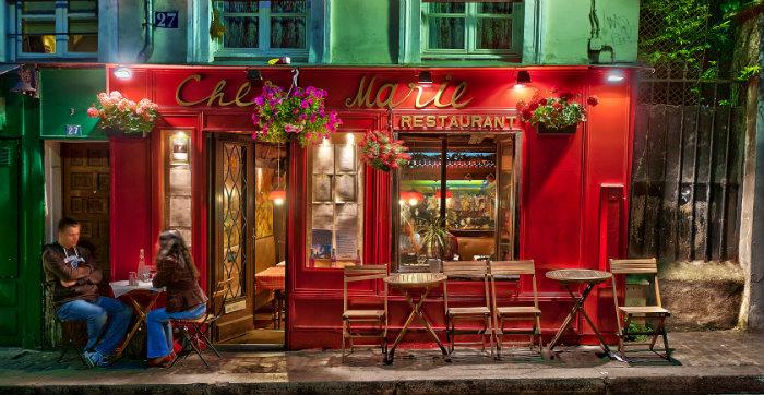 restaurant paris