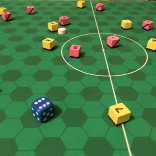 it's a midfield battle!