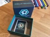 inside player card box