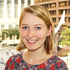 Photo of Katherine Fleming