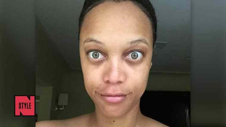 makeup free celebrities
