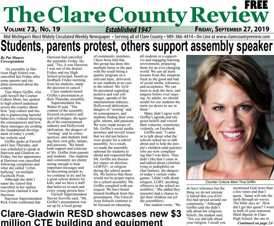 Clare County Review