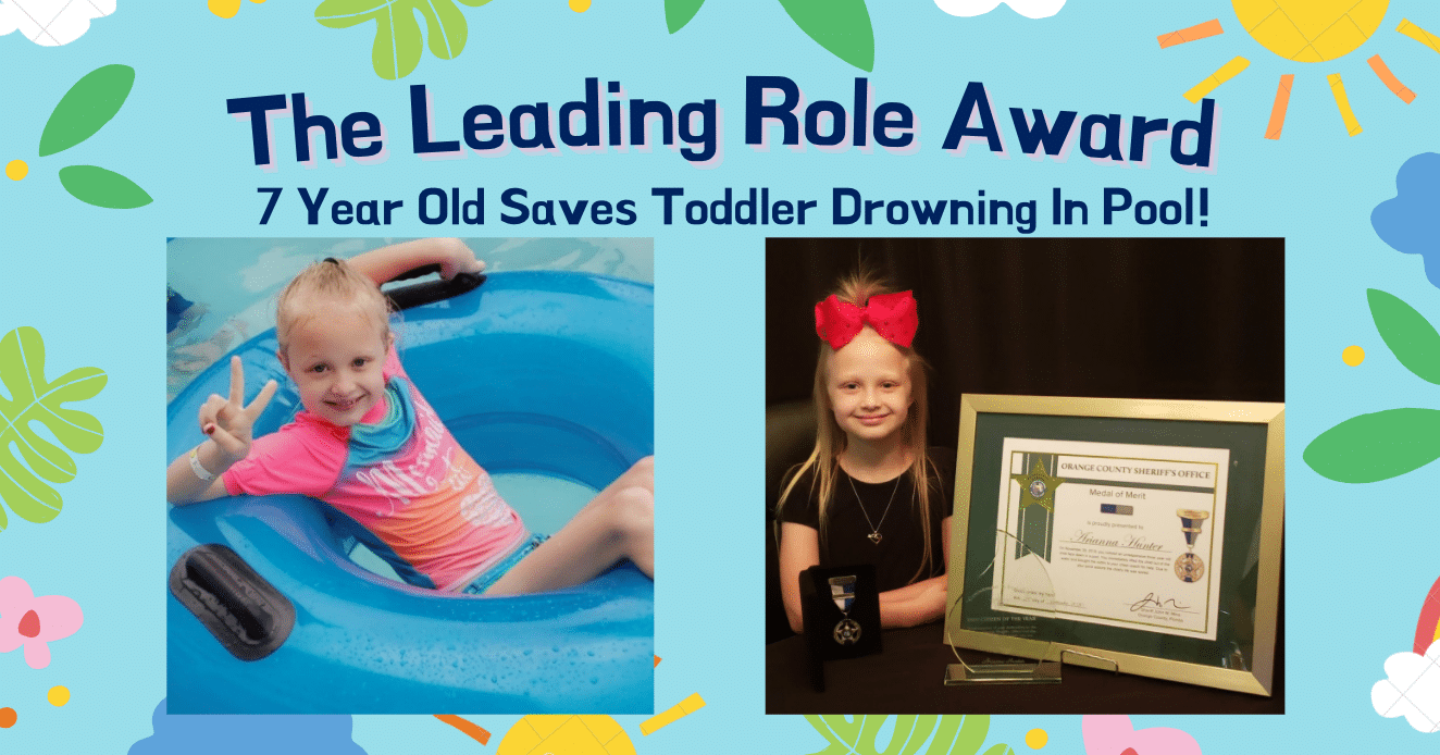 swimming leading role