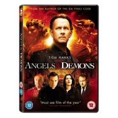 Angels and Demons DVD cover