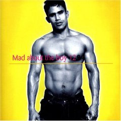 Mad About the Boy cover