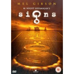 Signs DVD Cover
