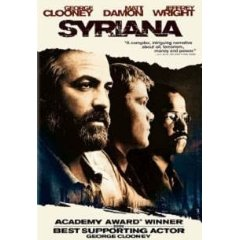 Syriana DVD Cover