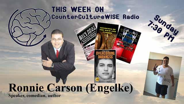 Ronny Carson on CCW Radio