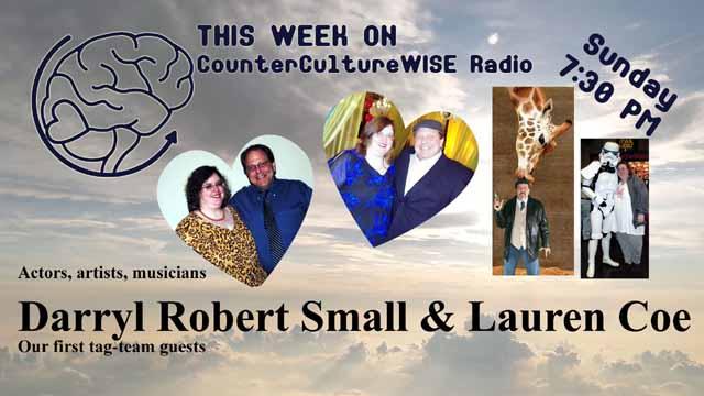 Darryl Robert Small and Lauren Coe