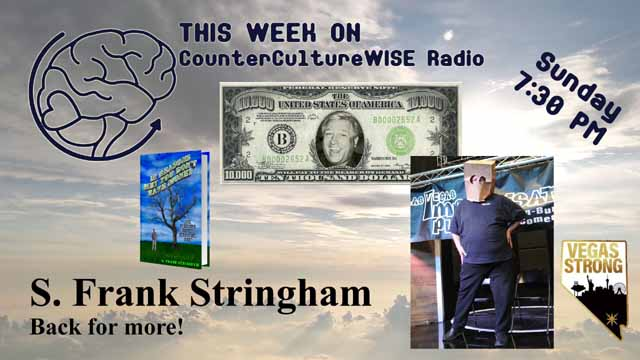 S. Frank Stringham on CCW Radio!