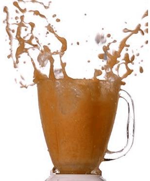 loosing juice
