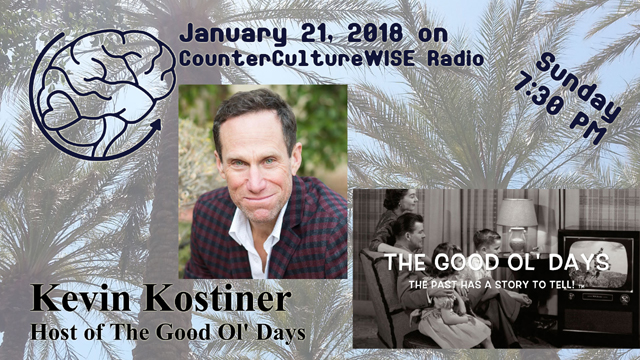 Kevin Kostiner on CCW Radio!