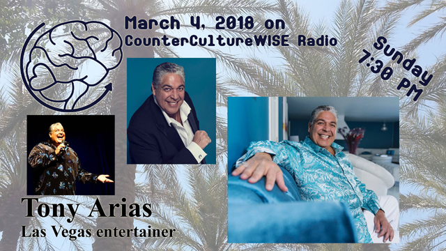 Tony Arias on CCW Radio!