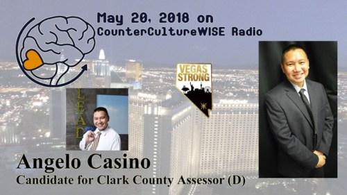 Angelo Casino on CCW Radio!
