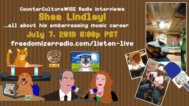 Shea Lindley on CCW Radio