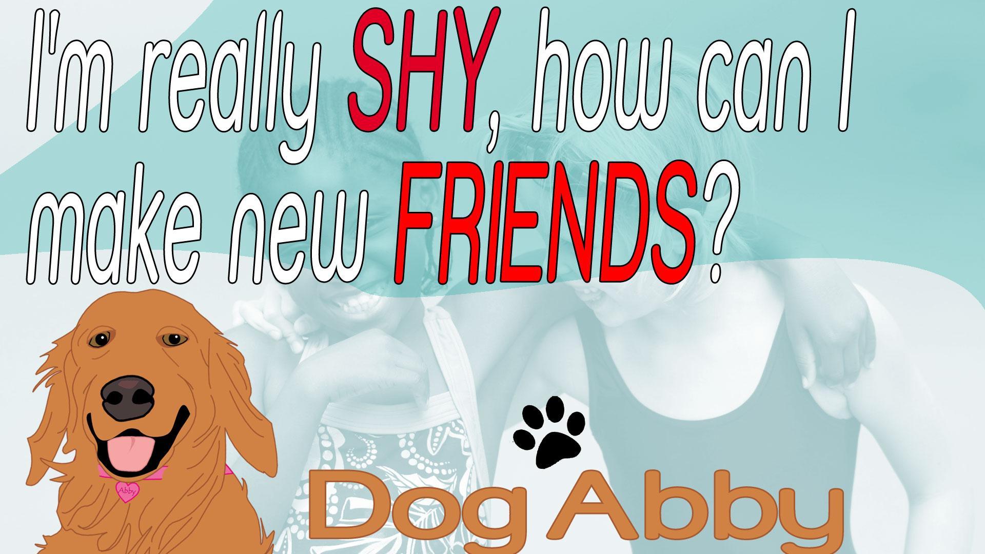 Dog Abby