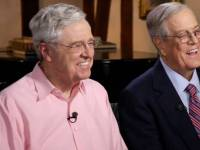 Koch Brothers Now Supporting Hillary Clinton