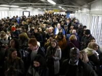 Squeeze And Wiggle: Transport Chaos In London
